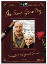 As Time Goes By: The Complete Original Series 1-9 (DVD, 2005, 11-Disc Set)  NEW
