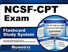Flashcard Study System for the NCSF-CPT Exam