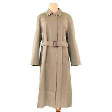 Aquascutum Coats Jackets Green Woman Authentic Used L1918