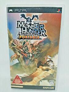 Sony PLAYSTATION Psp Portable - Monster Hunter Portable Capcom Japan Version