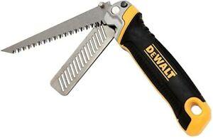 DEWALT DWHT20123 2-in-1 Folding Jab Saw/Rasp Blade Combo