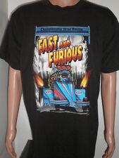NHRA Drag Racing Vintage T-Shirt Hod Rod Association Top Fuel Funny Car Adult XL