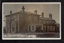 Sutton, St. Helens - The Convent, Waterdale - real photographic postcard