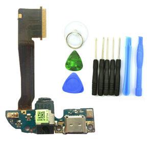Headphone Audio Jack Charging USB Port Flex Cable for HTC One M8 831C 32GB Tools