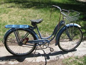 Schwinn Ladies Bicycle, 1950