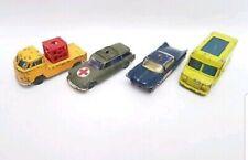 4 x Husky Citroen Safari Military Ambulance Commer Buick Police Car VW Pick Up