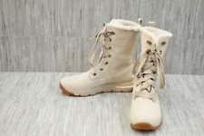 +Timberland Mabel Town Mid Waterproof A22RB Boot - Women's Size 9.5, Taupe NEW