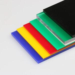 65 x 50 cm 4mm XT Acryl-Zuschnitt//Plexiglas-Platte transparent