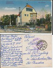 Erster Weltkrieg (1914-18) Feldpostkarte Ansichtskarten aus Deutschland