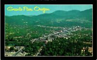 Vintage Postcard - All American City Grants Pass Oregon Redwood Highway #5800