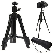 Professional Ball Head Portable Aluminum Travel Tripod for Canon Nikon Camera