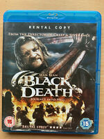 Black Death Blu-ray 2010 British Medieval Action Film starring Sean Bean