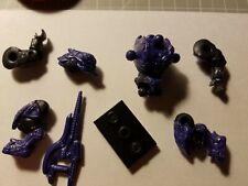 Halo Mega Bloks Series 7 Covenant Purple Elite Zealot with Carbine (Common)