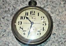 Zeneth Chronometer with original aluminum shipping case.