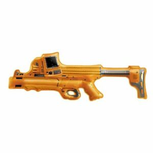 """25"""" Soldier Movie G.I. Joe Black Tempest Gun Inflatable Toy Costume Accessory"""