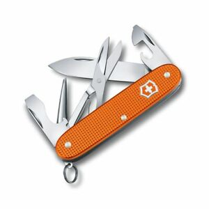 Victorinox Pocket knife Pioneer Alox, 93mm, 2021 Limited Edition, Tiger Orange