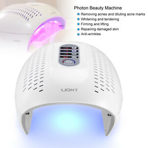 7-Color PDT Phototherapy LED Light Facial Beauty Machine Body Acne Therapy Lamp