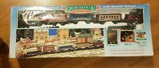 Bright Vintage Dickensville Christmas Train Set Battery Operated 2nd Limited Ed
