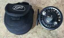 Precision 46 Fly Fishing Reel (Black) New w/ Pouch