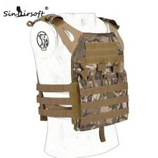 Tactical JPC Simplify Vest Plate Carries Airsoft Molle 1000 D paintball Multicam