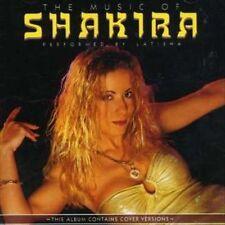 LATHISHA - THE MUSIC OF SHAKIRA NEW CD