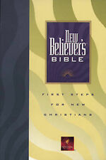 Very Good, New Believer's Bible: New Living Translation, , Book