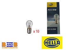 VW GOLF T1 T2 T3 T25 HELLA BRAKE STOP & TAIL LAMP LIGHT BULBS 380 12V 21/5w A450