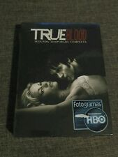 DVD TRUE BLOOD - SEGUNDA TEMPORADA COMPLETA - PRECINTADO - SEALED - HBO 646 MIN