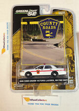 Greenlight County * 2066 Ford Crown Victoria Laconia, NH Fire Dept.  * k2