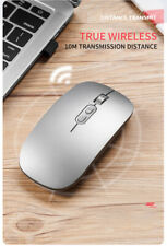 2.4 GHz Wireless Cordless Mouse USB Optical Scroll For PC Laptop Computer White