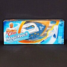 Mr Clean Magic Reach All in One Cleaning Tool Starter Kit Detachable Pole New