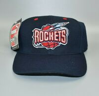Houston Rockets PUMA NBA Vintage Adjustable Strapback Cap Hat - NWT