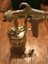 Vintage Paint Sprayer with Can