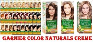 Garnier Color Naturals Nourishing Permanent Hair Dye / Colour Cream