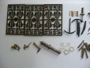 model boat parts