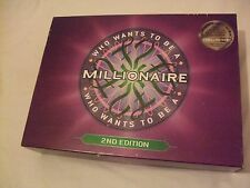 ITV,s Who Wants To Be A Millionaire 2nd Edition Complete 2001