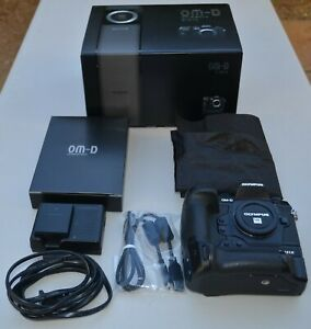 Olympus OM-D E-M1X Used condition