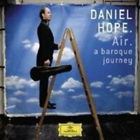 "DANIEL HOPE ""AIR A BAROQUE JOURNEY"" CD NEW!"