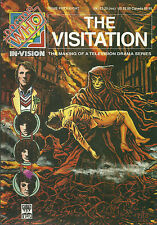 RARE Doctor Who Magazine - IN-VISION #58 - THE VISITATION - 1995 - 20 pages