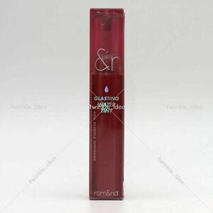 [Romand] Glasting Water Tint 4g / Lip Gloss K-beauty 11 colors Rom&nd