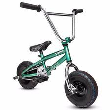 Vélos verts unisexe en acier