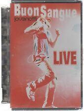LORENZO JOVANOTTI BUON SANGUE LIVE DVD  SIGILLATO!!!