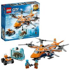 LEGO City Arctic Air Transport 60193 Building Kit (277 Piece), Multicolor
