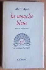 Marcel AYME La Mouche Bleue EO 1957 exemplaire du Service de Presse BE théâtre
