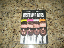 Reservoir Dogs -10Th Anniversary Edition - Dvd- Brand New & Sealed!