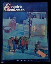 Country Gentleman/Gentlewoman Magazine December 1945