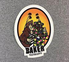 Baker Skateboards Sticker 3.7in 2 guys Nos si
