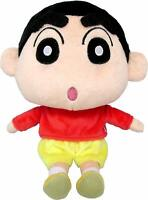 Crayon Shin-chan Shinnosuke S Plush Doll Stuffed Toy w/ Tracking NEW