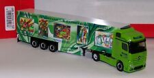 """Herpa 304276: MB Actros 11 GigaSpace Refrigerated-SZ """"Wirtz Art Truck"""""""