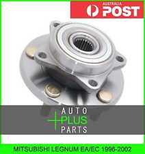 Fits MITSUBISHI LEGNUM EA/EC 1996-2002 - Front Wheel Bearing Hub